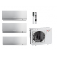 Мультисплит система MSZ-EF35VESx3/MXZ-4E72VA Mitsubishi Electric