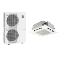 Кассетная сплит-система PLA-RP140EA/PUHZ-ZRP140VKA Mitsubishi Electric