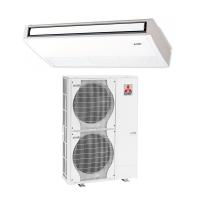 Подвесная сплит-система PCA-RP125KAQ/PUHZ-P125VKA Mitsubishi Electric