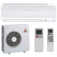 Настенная сплит-система MS-GF80VA/MU-GF80VA с зимним комплектом Mitsubishi Electric