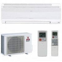 Настенная сплит-система MS-GF25VA/MU-GF25VA с зимним комплектом Mitsubishi Electric