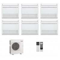 Мультисплит система MFZ-KJ25VE/MXZ-6D122VA Mitsubishi Electric