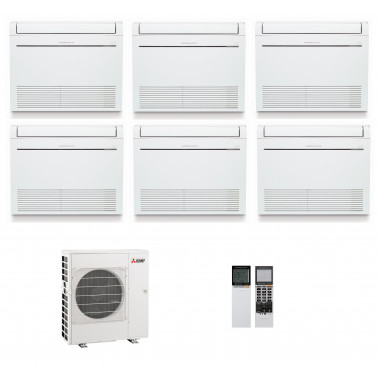 Мультисплит система MFZ-KJ35VE/MXZ-6D122VA Mitsubishi Electric