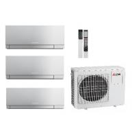 Мульти-сплит система MSZ-EF35VESx3/MXZ-4E72VA Mitsubishi Electric