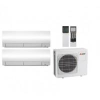 Мультисплит система MSZ-FH50VEx2/MXZ-4E72VA Mitsubishi Electric