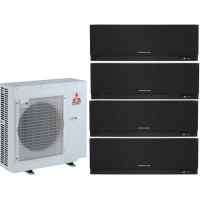 Настенная мультисистема MSZ-EF25VEBx4/MXZ-4E83VAHZ Mitsubishi Electric