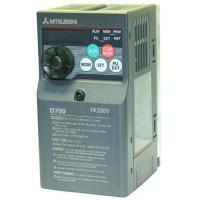 FR-D720S-008SC-EC (1ф, 220В, 0.1 кВт)