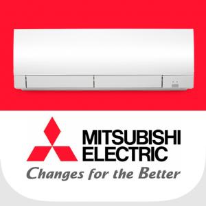 """Мобильное приложение для подборки (""""примерки"""") кондиционера Mitsubishi Electric в вашем интерьере...>"""