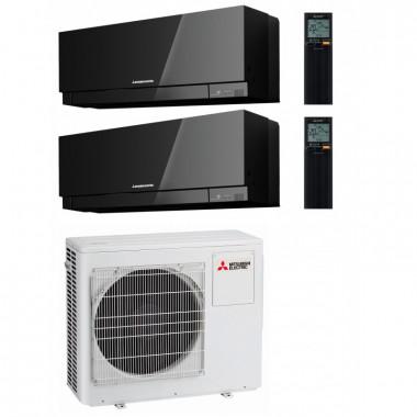Настенная мультисистема MSZ-EF25VEBx2/MXZ-2E53VAHZ Mitsubishi Electric