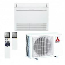 Напольная сплит-система MFZ-KJ25VE/MUFZ-KJ25VEHZ с тепловым насосом Mitsubishi Electric