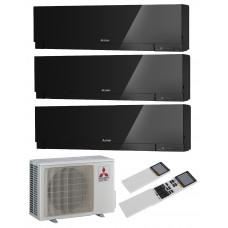 Мульти-сплит система MSZ-EF35VEBx3/MXZ-4E72VA Mitsubishi Electric
