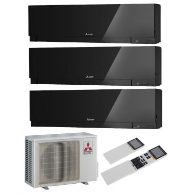 Мультисплит система MSZ-EF22/25VEBx3/MXZ-3E68VA Mitsubishi Electric